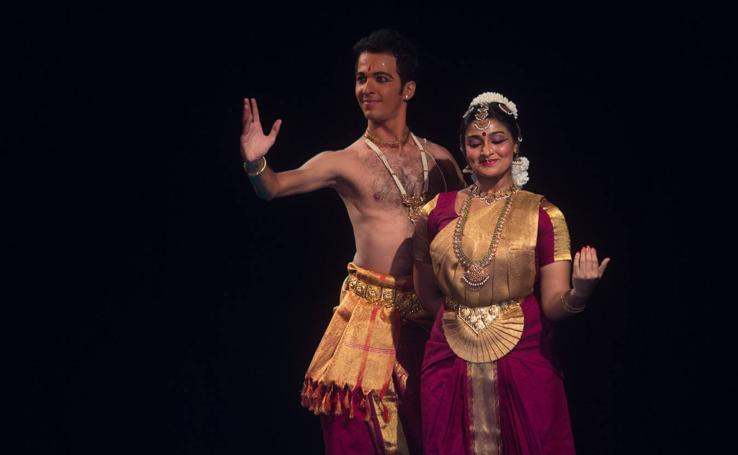 Danza en la Casa de la India de Valladolid