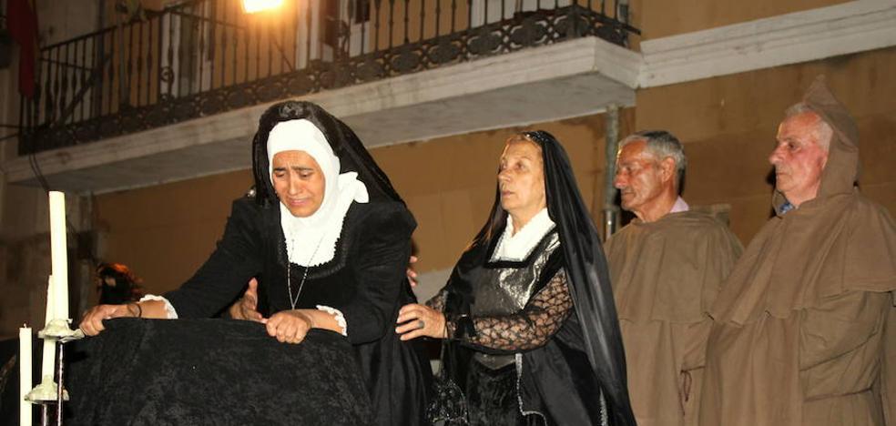 Autilla rememora el paso de Juana I de Castilla por Hornillos de Cerrato
