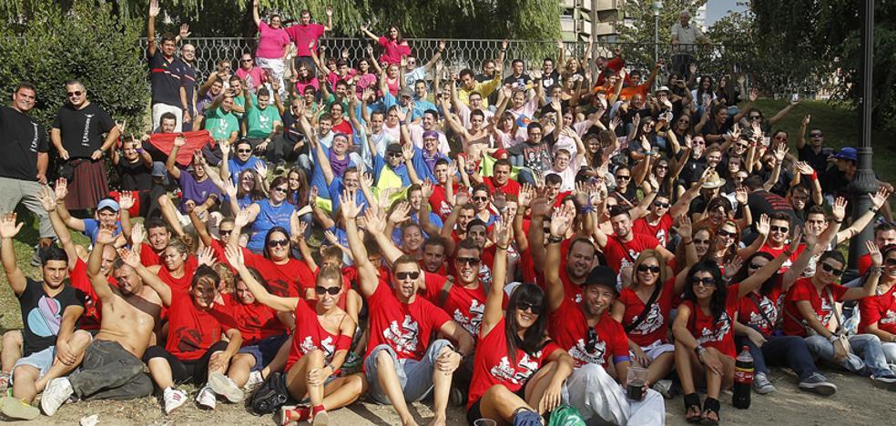 Programa de actividades de las Fiestas de la Virgen de San Lorenzo 2017 en el Paseo de las Moreras