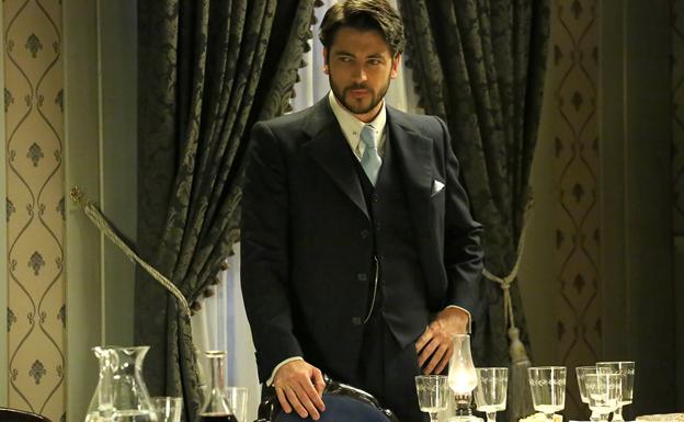 Hernando denuncia a Aquilino, en 'El secreto de Puente Viejo'