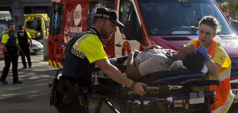 Cataluña sufre el golpe terrorista