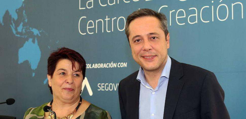 La alcaldesa apoyará a José Bayón como próximo secretario general del PSOE de Segovia