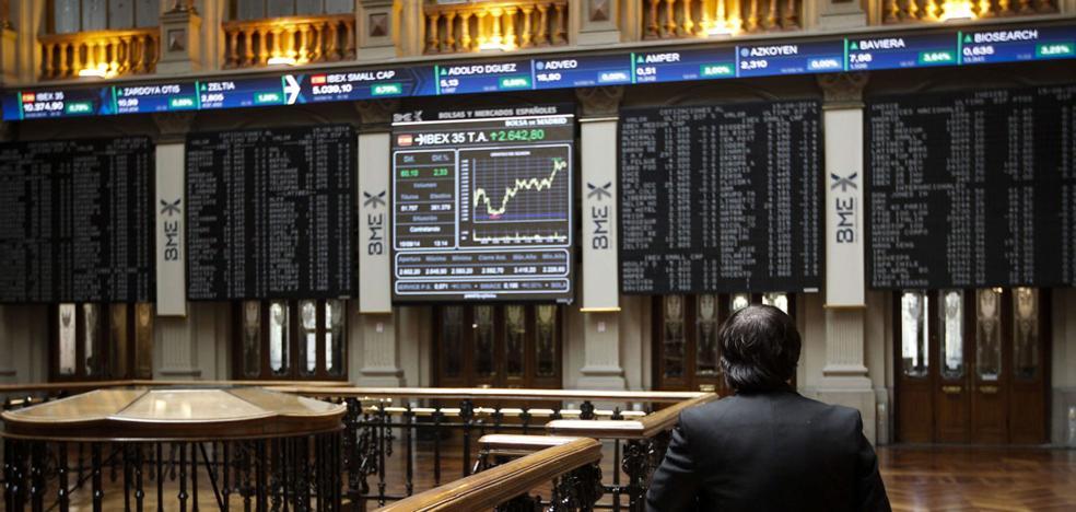 La banca lastra al Ibex, que cae un 0,95% y pierde los 10.500 puntos