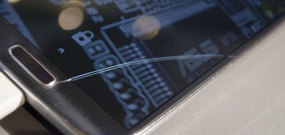 Motorola patenta una pantalla que se autorrepara