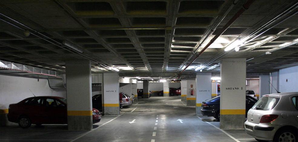La adjudicataria del 'parking' de Zorrilla rebaja de 15 a 11 millones su reclamación