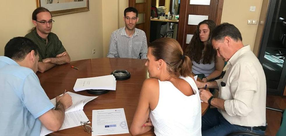 Prodestur contrata a cuatro personas para inventariar las fuentes de Cuéllar