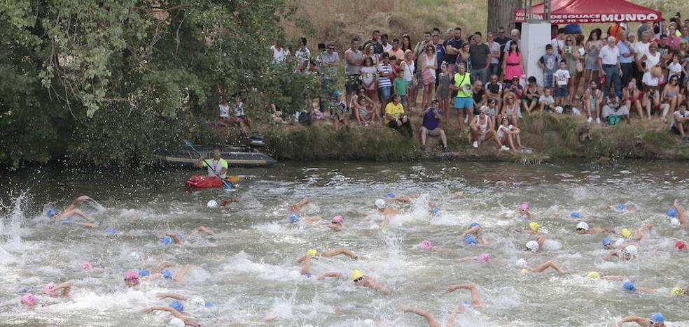 La décima Tavesía a Nado del Río Carrión se disputará el 26 de agosto
