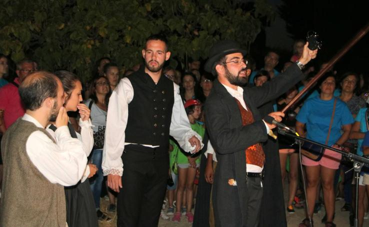 Un recorrido teatralizado por la historia de Villamuriel de Cerrato
