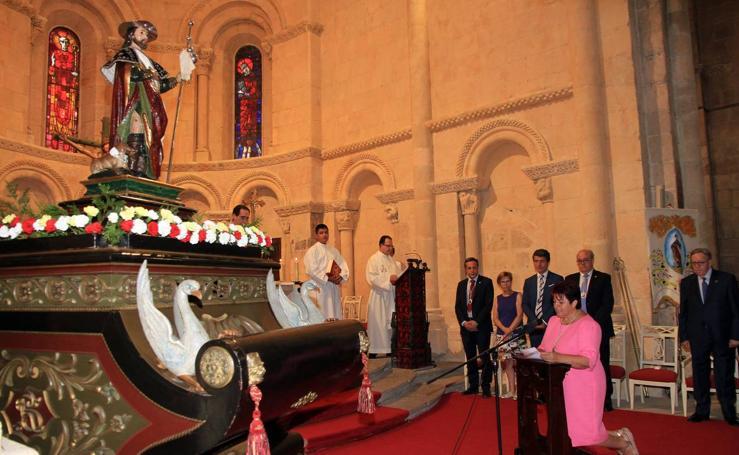 Segovia renueva el voto de agradecimiento a San Roque