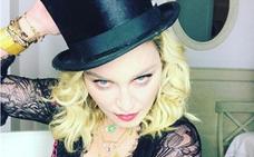 Madonna presume de extravagancias por su cumpleaños