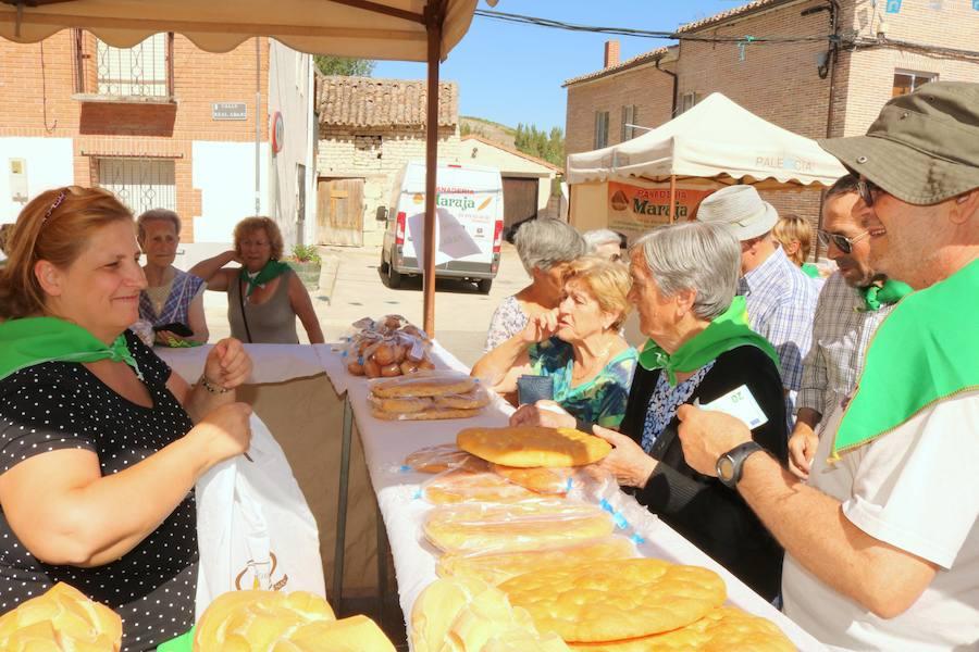 Cobos evidencia la importancia del pan en la provincia de Palencia