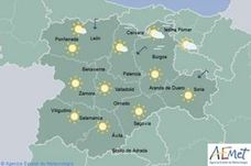 Tiempo estable en Castilla y León