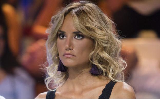 Alba Carrillo se ofrece para ir a 'Gran Hermano VIP' sin cobrar
