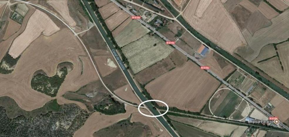 Palencia pide fondos a Fomento para salvar un puente del 'tren burra'