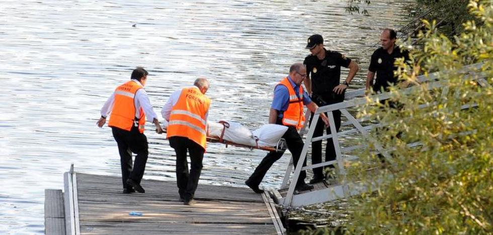 Rescatan el cuerpo de un hombre en el río Pisuerga