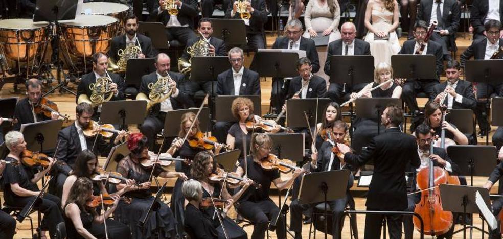Diez músicos de la OSCyL pedirán su reingreso en los tribunales
