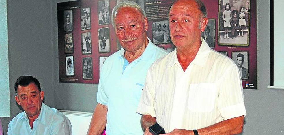 El Ayuntamiento nombra Hijo Predilecto del pueblo a Francisco Fernández Martín