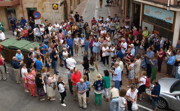 La provincia de Palencia se suma al minuto de silencio por los atentados de Cataluña