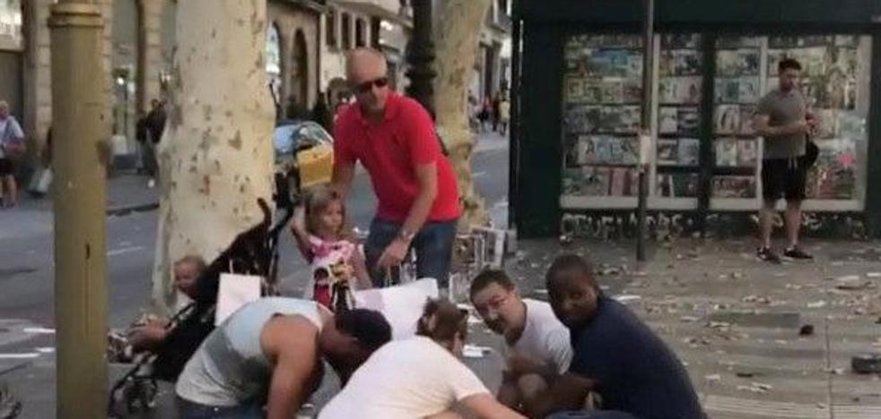 España, atacada