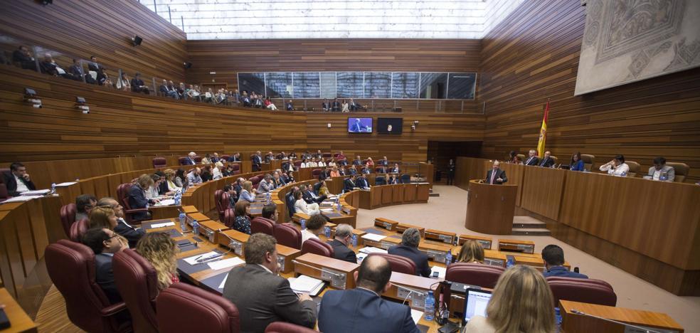 Los asuntos pendientes en las Cortes no se resolverán antes de dos años