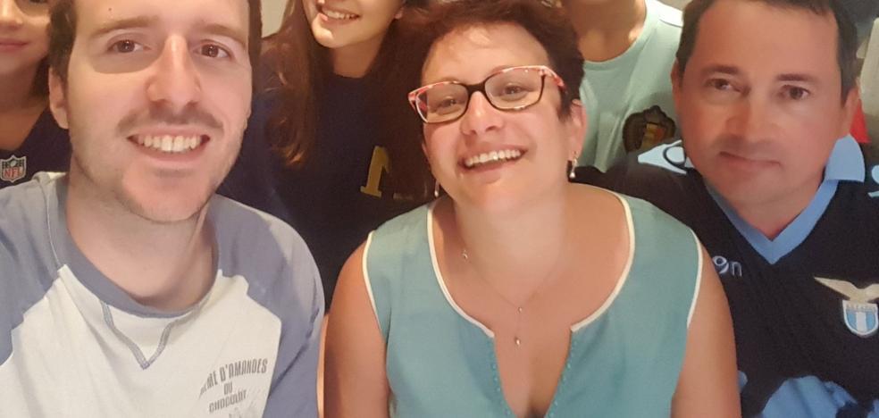 La historia viral del vallisoletano que abrió su casa a una familia francesa en Barcelona