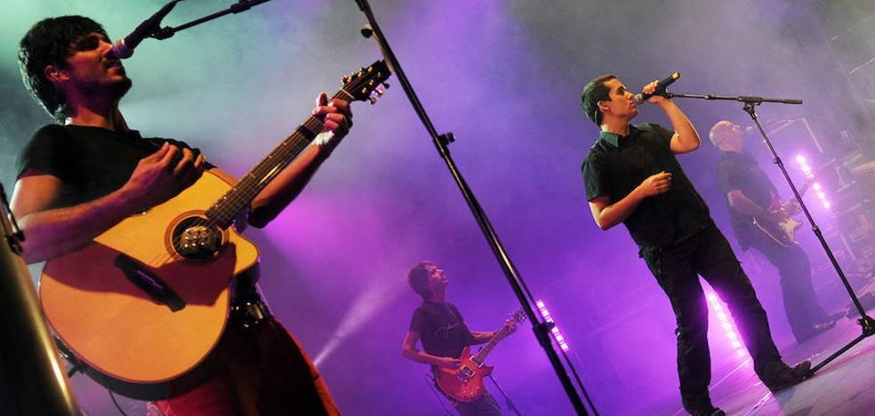 El grupo Maldita Nerea tocará en Salamanca el 7 de septiembre