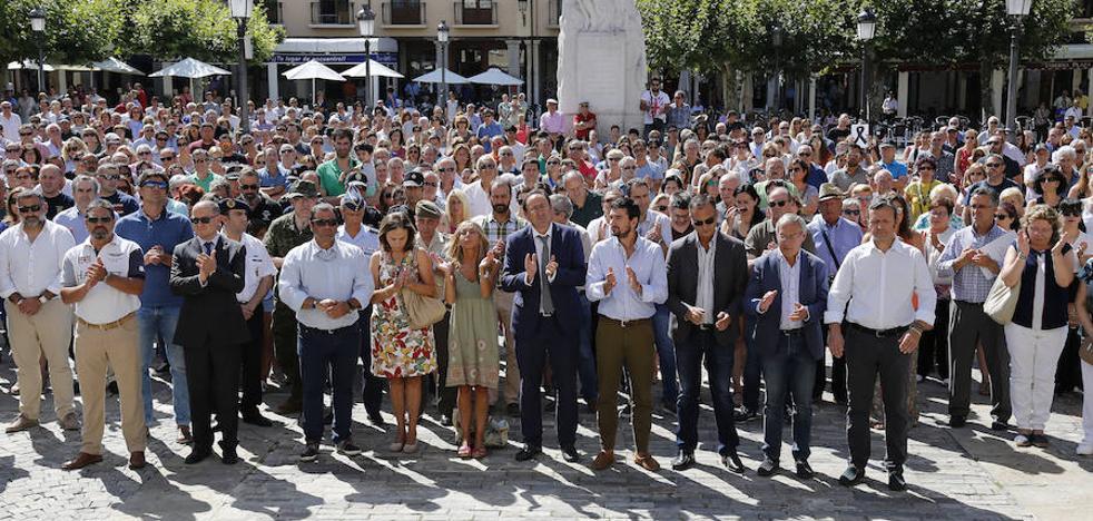 Palencia clama contra el terrorismo