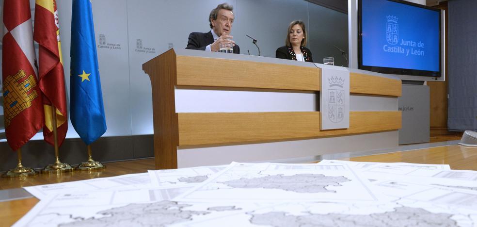 La Junta vuelve al cole con la tarea de aprobar la ordenación territorial