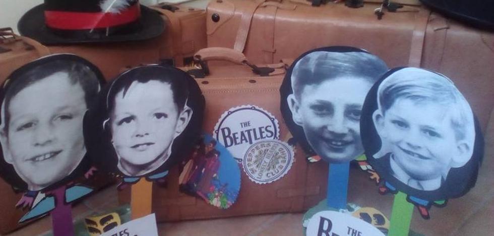 Los Beatles, en cuentacuentos