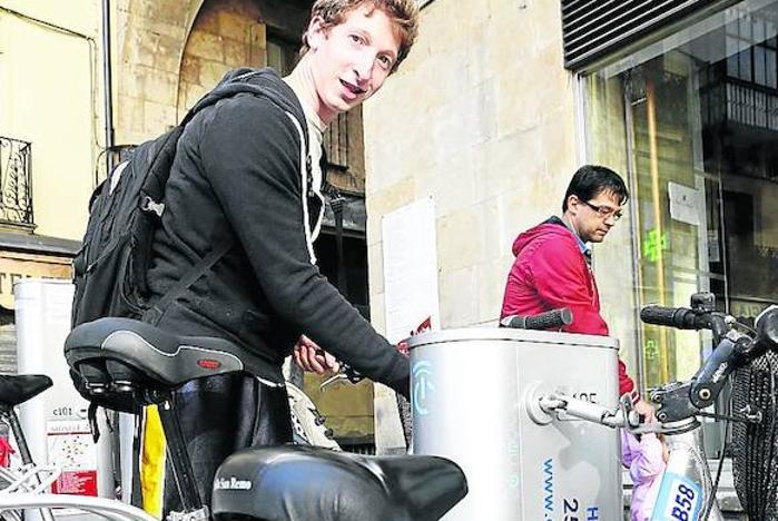 El 68% de los usuarios del servicio de bicicletas son estudiantes
