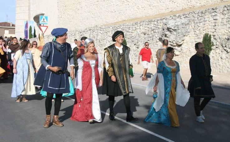 Jornada del viernes en la feria 'Cuéllar Mudéjar'