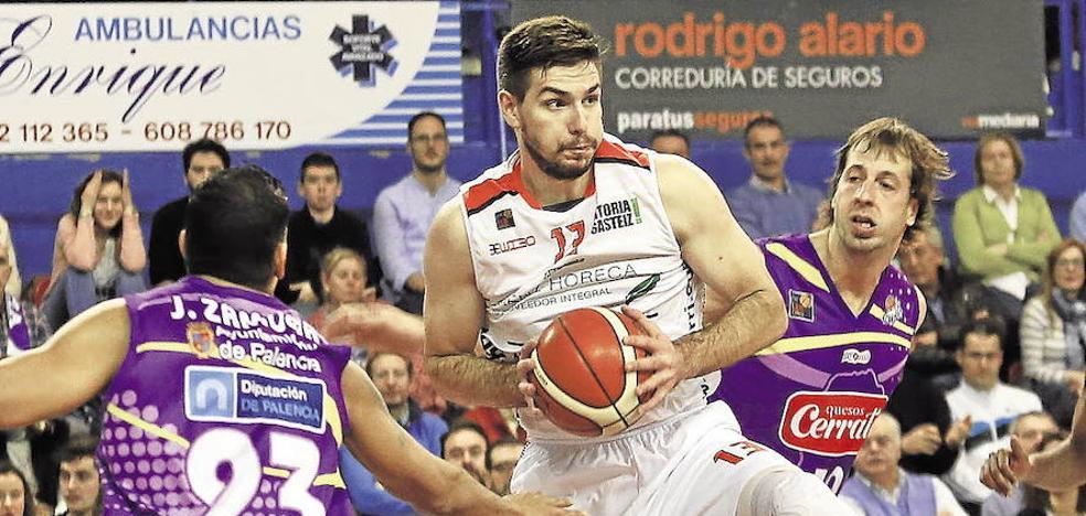 «El Palencia es el mejor club de LEB Oro, con claras opciones de ACB»