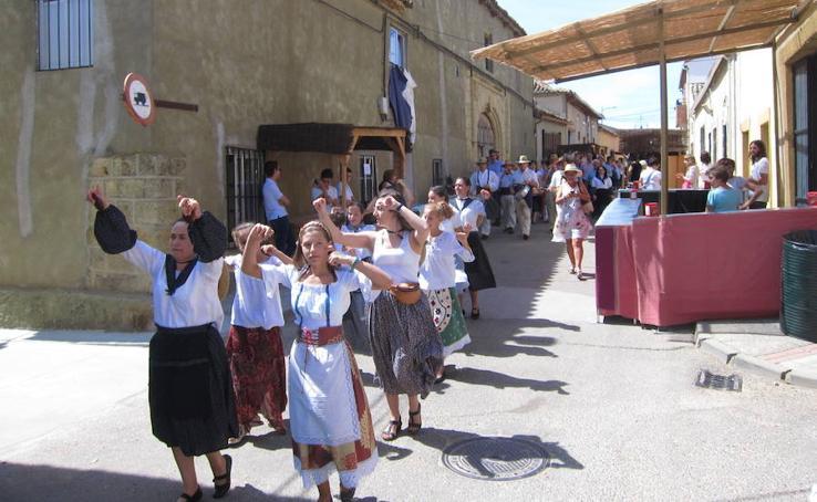 Mercado artesanal de Tordehumos