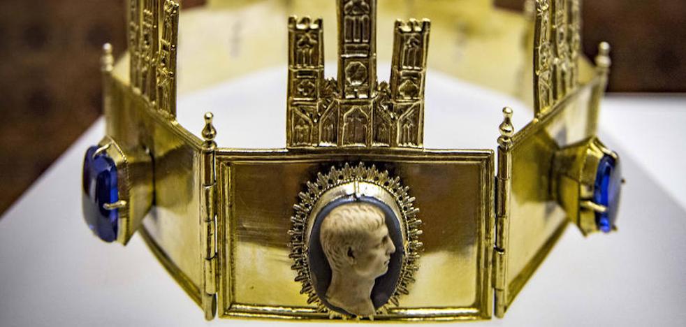 La corona de un rey vallisoletano se expondrá en el Museo Arqueológico Nacional