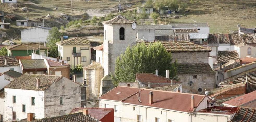 Cevico Navero sufre problemas de agua desde hace un mes