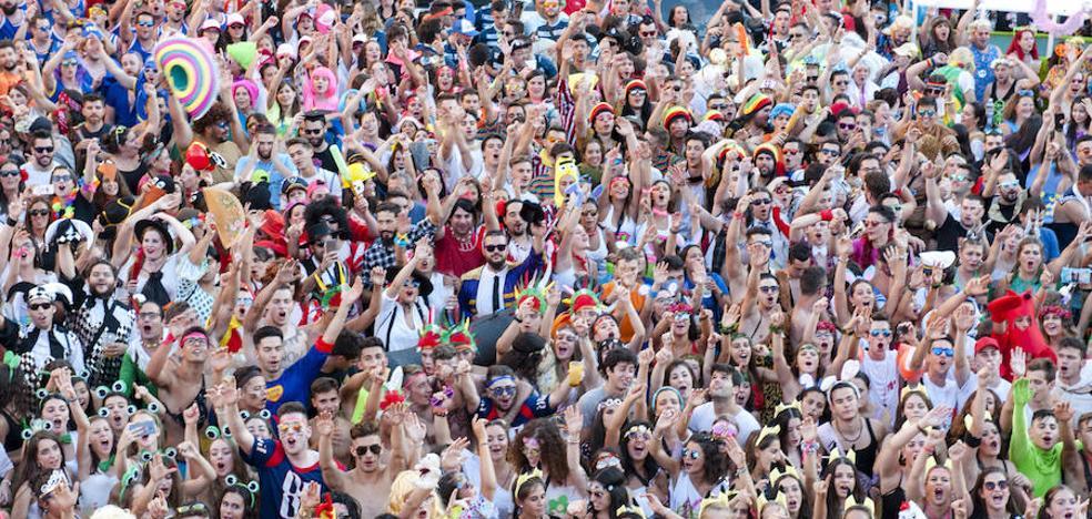 La Granja se entrega a sus multitudinarias fiestas de San Luis