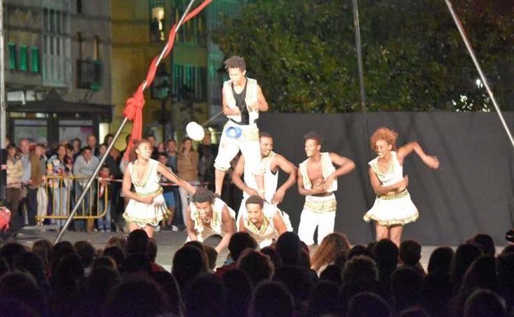 Festival Arca en Aguilar de Campoo