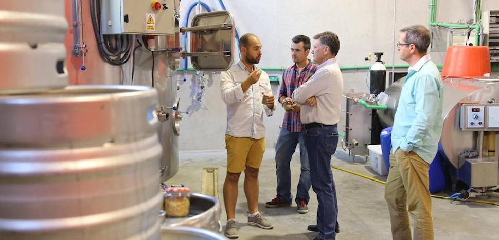 La cervecera segoviana San Frutos prepara el salto a China