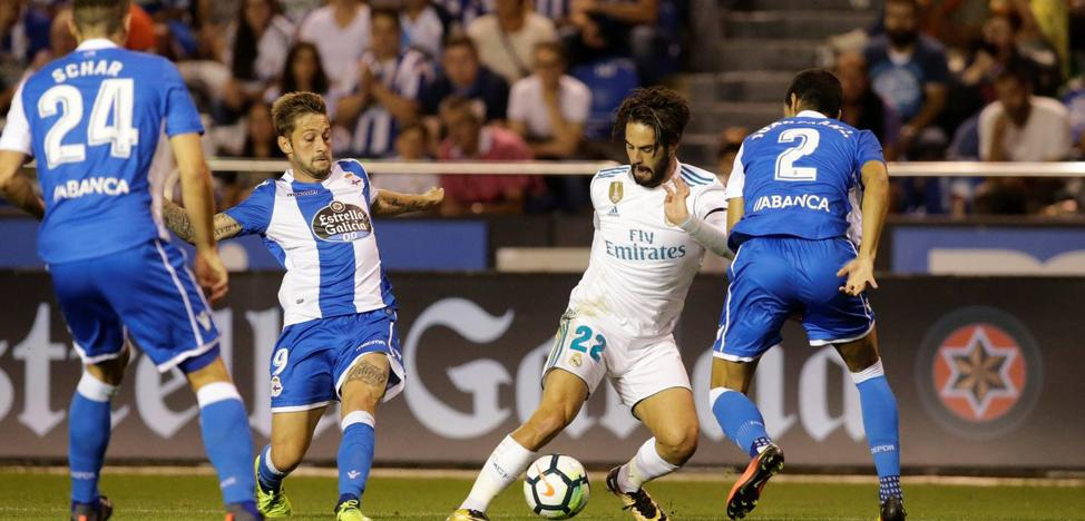 El Real Madrid sigue mandón