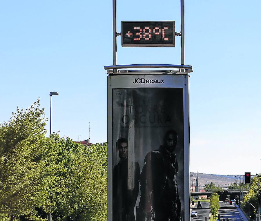 Salamanca continúa hoy con nivel amarillo por riesgo de calor y 37 grados de máxima