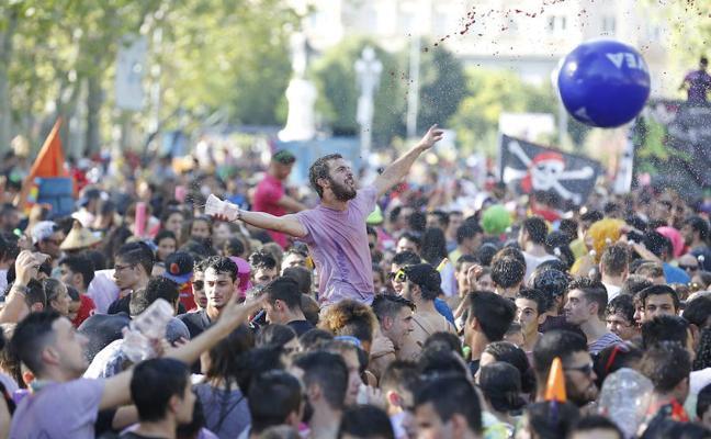 Programa del viernes 1 de septiembre de las Fiestas de Valladolid 2017
