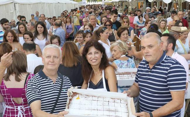 Programa del lunes 4 de septiembre de las Fiestas de Valladolid 2017