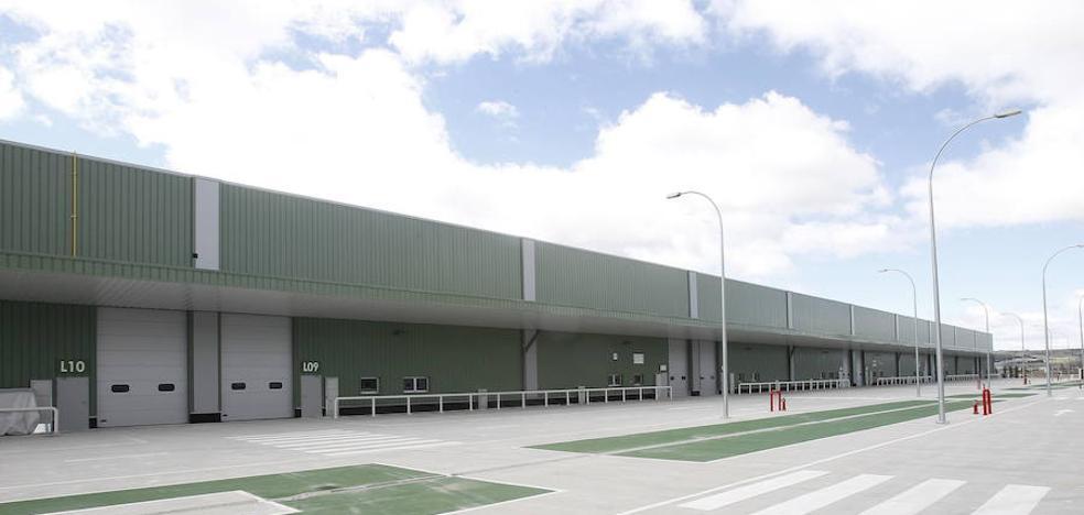 La Junta destina medio millón de euros al parque de proveedores de Renault en Valladolid