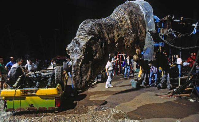 Desvelado el motivo por el que el Tyrannosaurus Rex no podía correr
