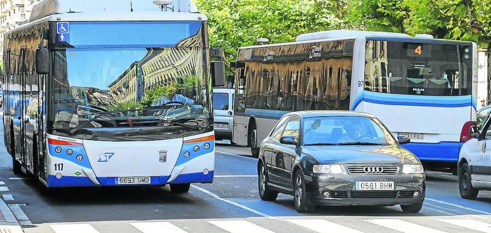 La concesión del bono bus especial a tres céntimos el viaje aumenta en un 48%