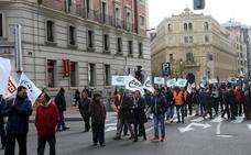 Castilla y León registra las mismas huelgas que hace 17 años