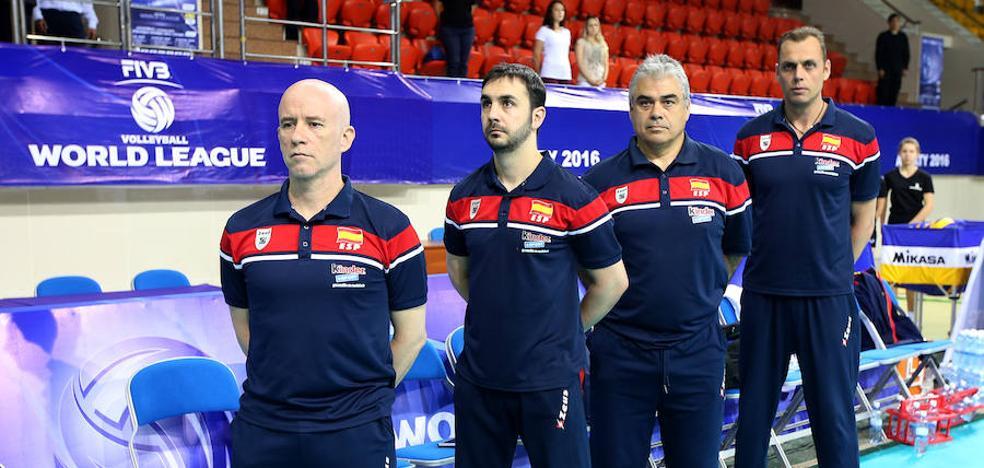 Del europeo de voleibol a la LEB Oro