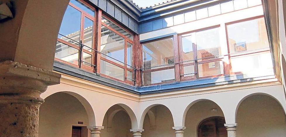 Palazuelo de Vedija pide arreglar su Consistorio, Bien de Interés Cultural