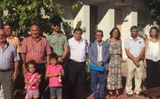 Sacramenia inaugura la rehabilitada calle Sepúlveda