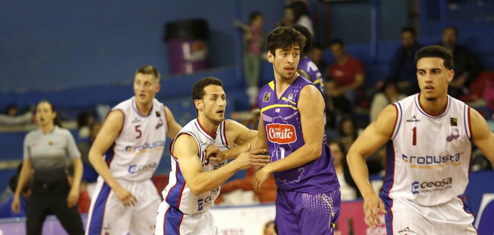 Quique Garrido, a punto de firmar por el Palencia Baloncesto